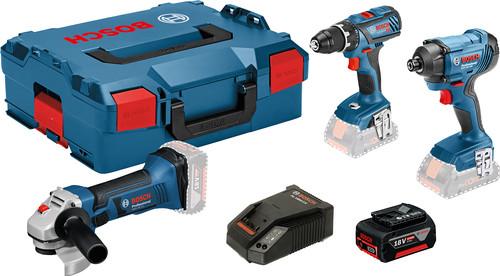 Bosch Toolkit Accu 0615990K4K Main Image