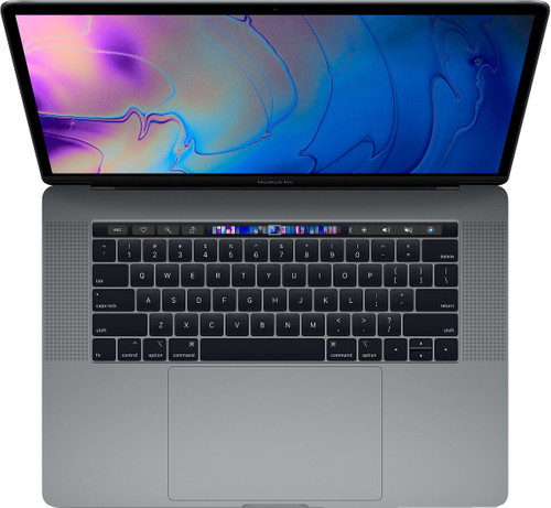 "Apple MacBook Pro 15"" Touch Bar (2019) 16/256 Go 2,4 GHz Gris sidéral Azerty Main Image"