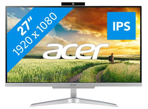 Acer Aspire C24-865 I8630 Azerty Main Image