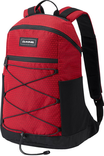 Dakine WNDR Pack Crimson Red 18 L Main Image