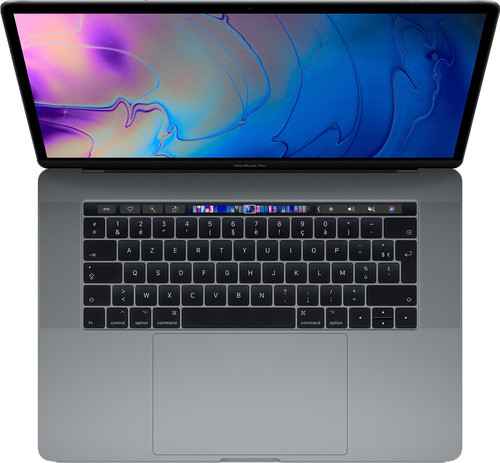 """Apple MacBook Pro 15"""" Touch Bar (2019) MV912FN/A Space Gray Azerty Main Image"""