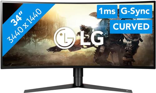 LG 34GK950G Main Image