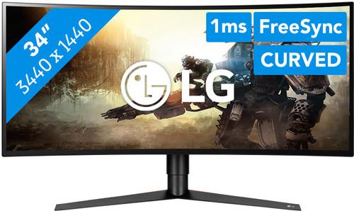 LG 34GK950F Main Image