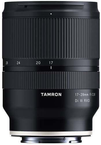 Tamron 17-28 mm f/2,8 Di III RXD Sony E Main Image