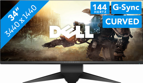 Dell Alienware AW3418DW