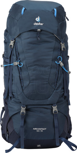 Deuter Aircontact 45L + 10L Midnight/Navy Main Image
