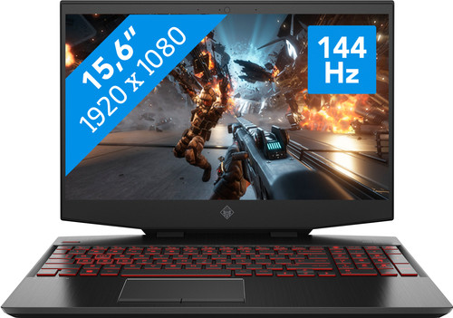 HP Omen 15-dh0060nb Azerty Main Image