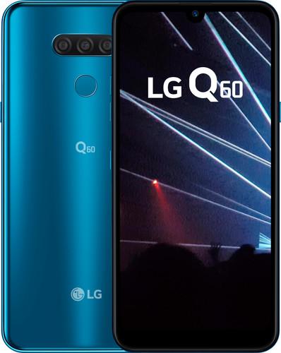 LG Q60 Bleu