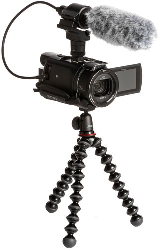 Sony Kit pour Caméscope FDR-AX53 Main Image