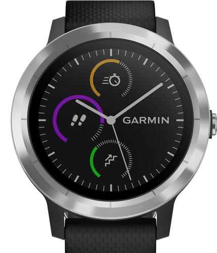 Garmin Vivoactive 3 Noir/Argent Main Image