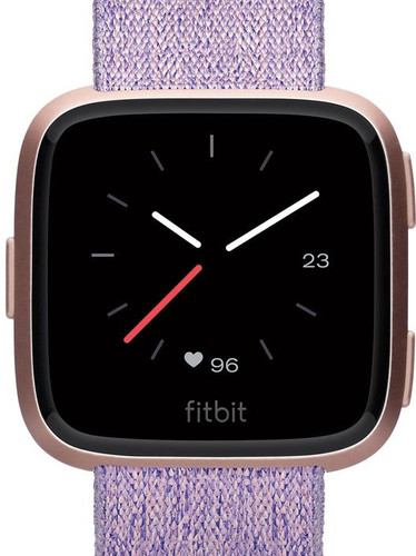 Fitbit Versa Special Edition Lavender Main Image