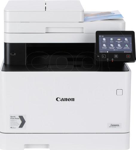 Canon i-Sensys MF742Cdw Main Image