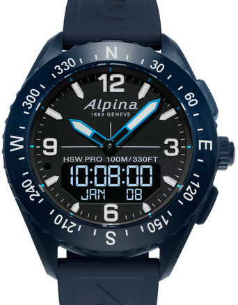 Alpina AlpinerX Blauw Main Image