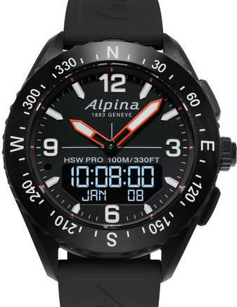 Alpina AlpinerX Black Main Image