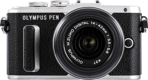 Olympus PEN E-PL8 Zwart + 14-42mm IIR f/3.5-5.6 Main Image