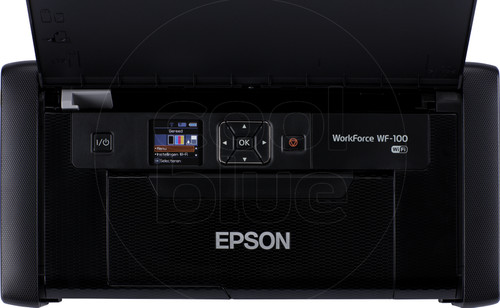 Epson WorkForce WF-100W Main Image