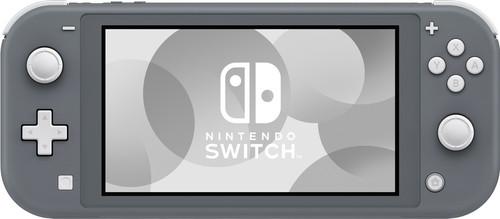 Nintendo Switch Lite Gris Main Image