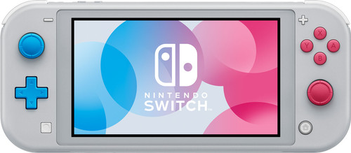 Nintendo Switch Lite Pokémon Sword/Shield Edition Main Image