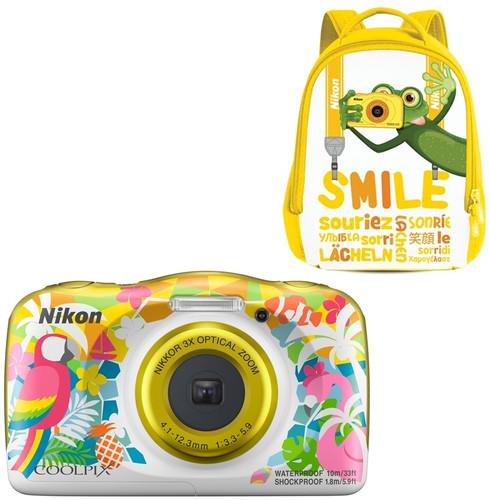 Nikon Coolpix W150 Kit Backpack Resort Main Image