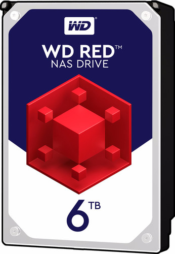 WD Red WD60EFAX 6TB Main Image