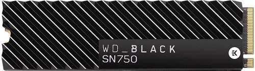 WD Black SN750 1TB (Plus Heatsink) Main Image