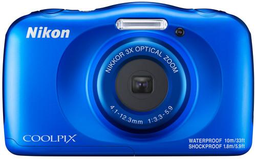 Nikon Coolpix W150 Bleu Main Image