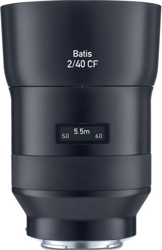 ZEISS Batis 40 mm f/2.0 CF Sony FE Main Image