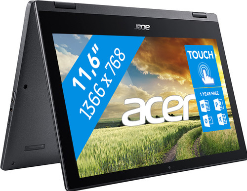 Acer Spin 1 SP111-33-C3NM Azerty Main Image