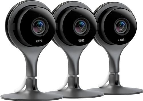 Google Nest Cam Indoor 3-Pack Main Image