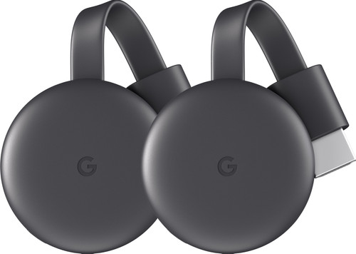 Google Chromecast V3 Duo Pack Main Image