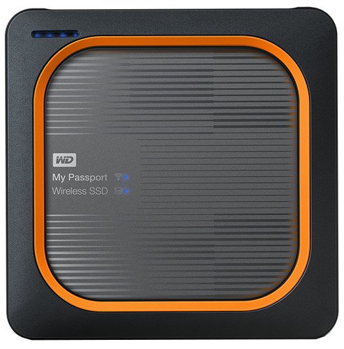 WD My Passport Wireless SSD 2 To Main Image