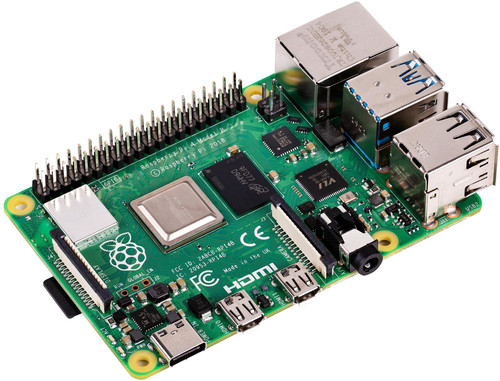 Raspberry Pi 4 Model B 2GB Main Image