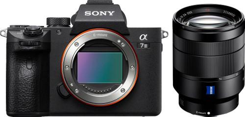Sony Alpha A7III + FE 24-70mm f/4 ZA OSS Vario-Tessar T* Main Image