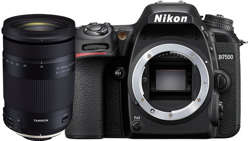 Nikon D7500 + Tamron 18-400mm f/3.5-6.3 Di II VC HLD Main Image