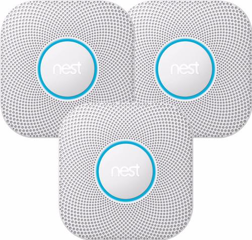 Google Nest Protect V2 Netstroom 3-Pack Main Image