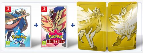Duo package Pokémon Sword + Pokémon Shield Main Image