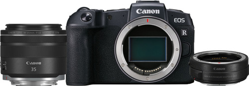 Canon EOS RP + Adapter + 35mm f/1.8 IS STM Macro Main Image