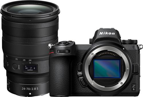 Nikon Z6 + Adaptateur FTZ + Nikkor Z 24-70 mm f/2.8 S Main Image