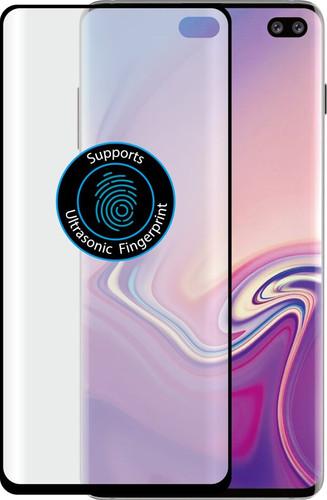 Azuri Protège-écran Incurvé en Verre Trempé Samsung Galaxy S10 Plus Main Image