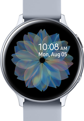 Samsung Galaxy Watch Active2 Zilver 44 mm Aluminium Main Image