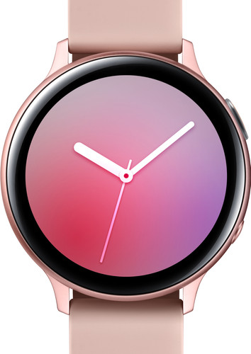 Samsung Galaxy Watch Active2 40 mm Aluminium Rose Or Main Image