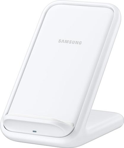 Samsung Chargeur Sans fil Stand 15 W Blanc Main Image