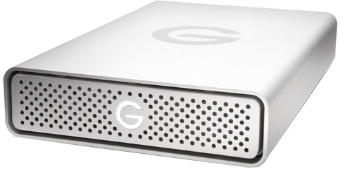 G-Technology G-Drive 10TB Zilver Main Image