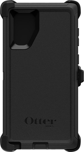 Otterbox Defender Samsung Galaxy Note 10 Back Cover Zwart Main Image