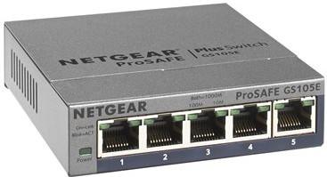 Netgear GS105E ProSafe Plus Main Image