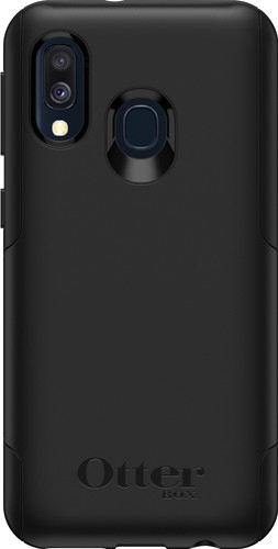 Otterbox Commuter Lite Samsung Galaxy A40 Back Cover Black Main Image