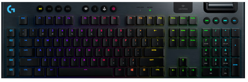 Logitech G915 Lightspeed Wireless RGB Mechanical Gaming Toetsenbord GL Tactile AZERTY Main Image