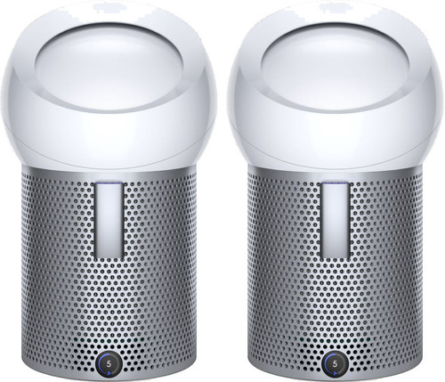 Dyson Pure Cool Me Duo Pack Wit/Zilver Main Image