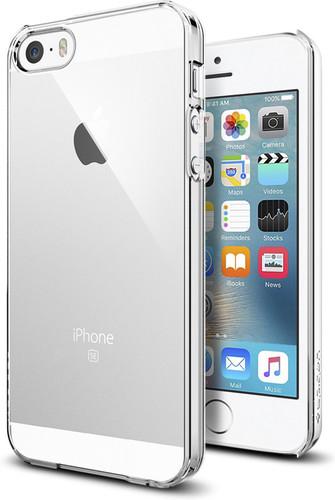 Spigen Thin Fit Apple iPhone 5/5s/SE Transparant Main Image