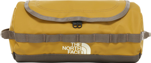 The North Face Base Camp Travel Canister Toiletbag L British Khaki/Weimaraner Brown Main Image